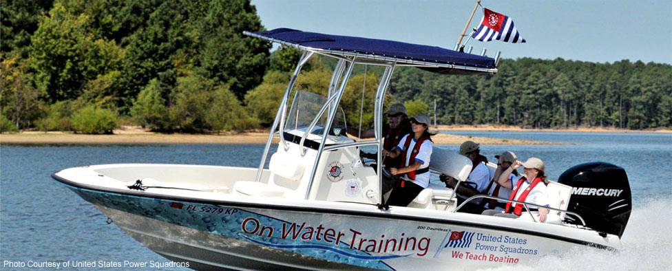 On The Water Training